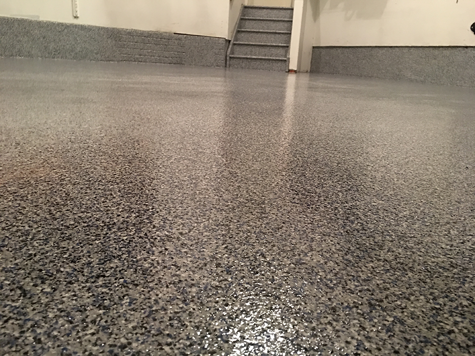 Residential Concrete Coatings For Decks Garages